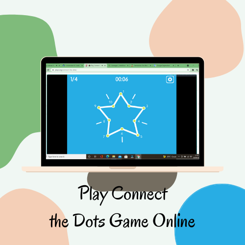 Play Connect the Dots Game Online